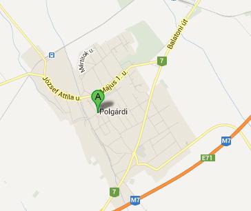 polgárdi térkép Tájékoztató   Helyi termék piac   Polgárdi Város honlapja polgárdi térkép
